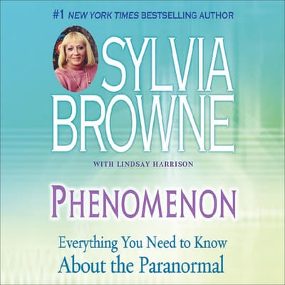 Phenomenon by Sylvia Browne audiobook