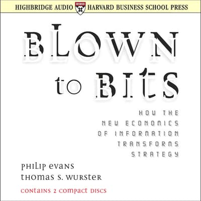 Blown to Bits by Philip Evans audiobook