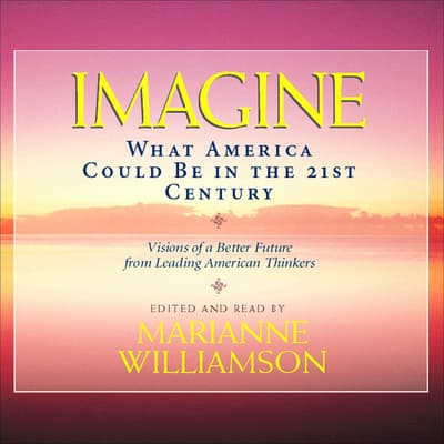 Imagine by Marianne Williamson audiobook