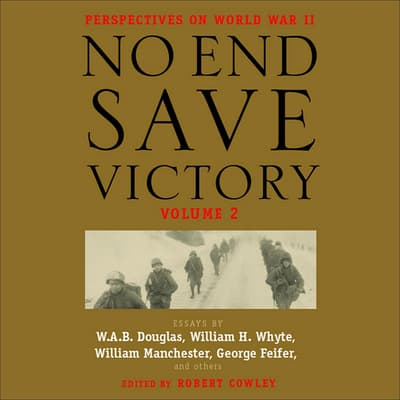 No End Save Victory Volume 2 by various authors audiobook