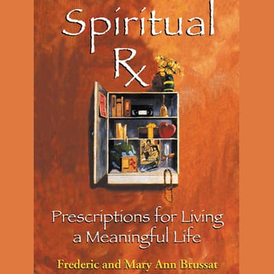 Spiritual Rx by Frederic Brussat audiobook