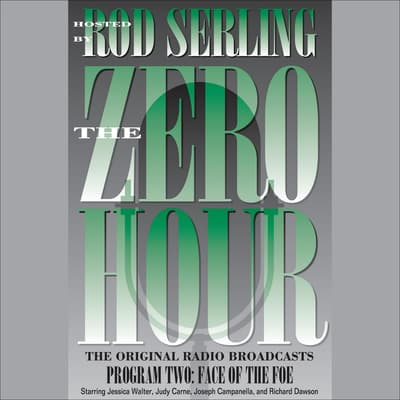 Zero Hour 2 by Rod Serling audiobook