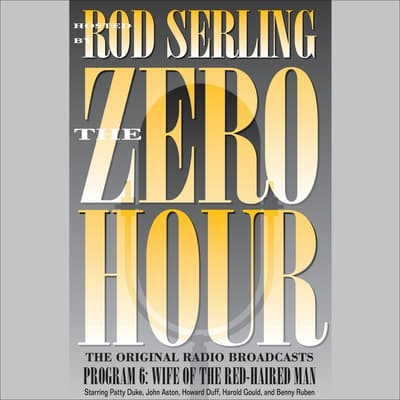 Zero Hour 6 by Rod Serling audiobook