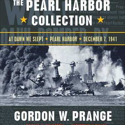 The Pearl Harbor Collection by Gordon W. Prange audiobook