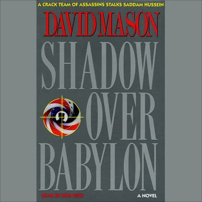 Shadow Over Babylon by David Mason audiobook