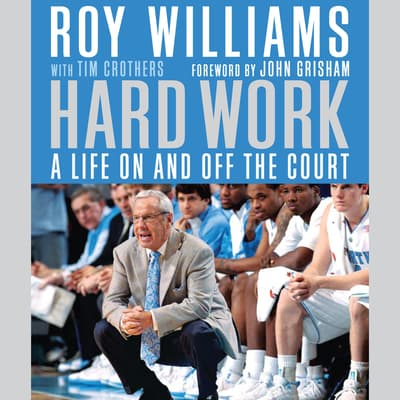 Hard Work by Roy Williams audiobook