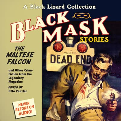 Black Mask 3: The Maltese Falcon by Otto Penzler audiobook