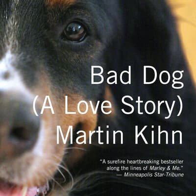 Bad Dog by Martin Kihn audiobook