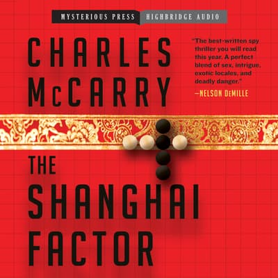The Shanghai Factor by Charles McCarry audiobook