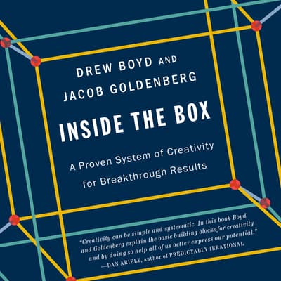 Inside the Box by Drew Boyd audiobook