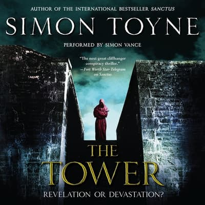 The Tower by Simon Toyne audiobook