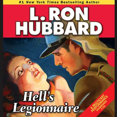 Hell's Legionnaire by L. Ron Hubbard audiobook