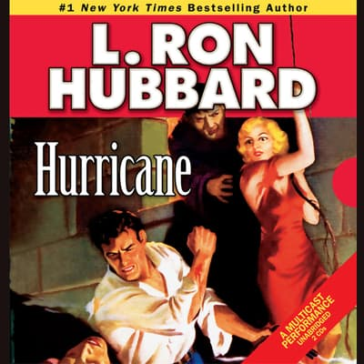 Hurricane by L. Ron Hubbard audiobook