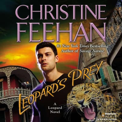 Leopard's Prey by Christine Feehan audiobook