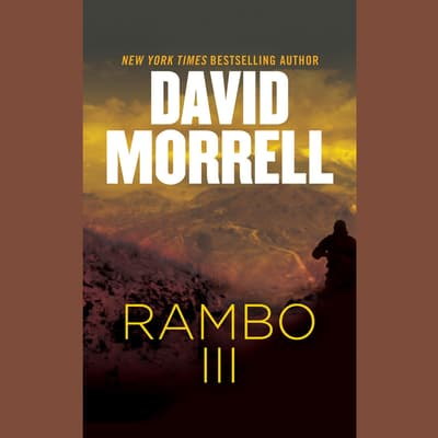 Rambo III by David Morrell audiobook