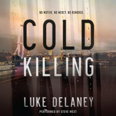 Cold Killing by Luke Delaney audiobook
