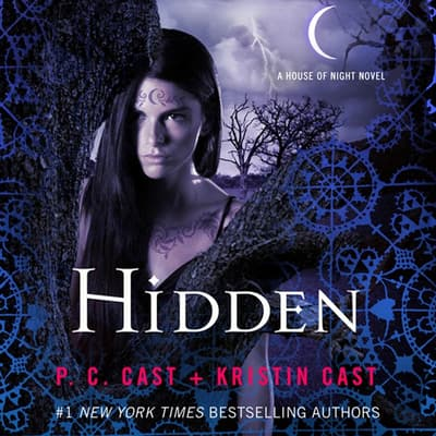 Hidden by P. C. Cast audiobook