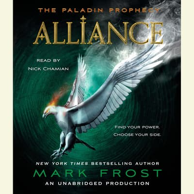 Alliance by Mark Frost audiobook
