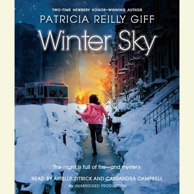 Winter Sky by Patricia Reilly Giff audiobook