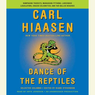 Dance of the Reptiles by Carl Hiaasen audiobook