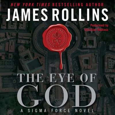 The Eye of God by James Rollins audiobook
