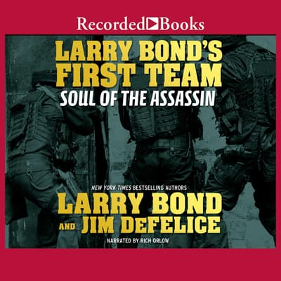 Larry Bond's First Team by Larry Bond audiobook