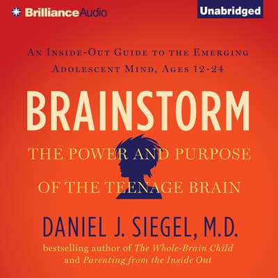 Brainstorm by Daniel J. Siegel audiobook