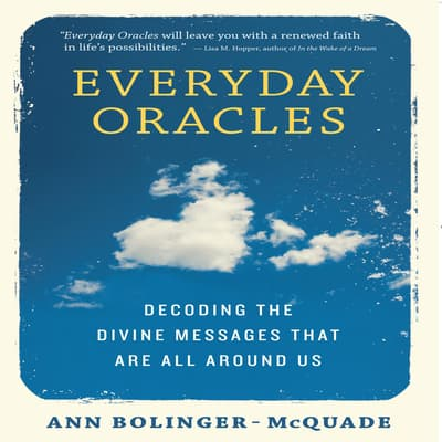 Everyday Oracles by Ann Bolinger-McQuade audiobook
