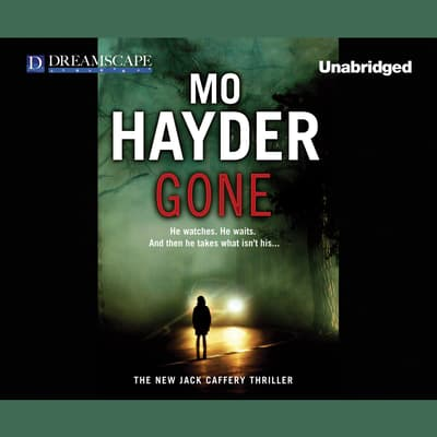 Gone by Mo Hayder audiobook