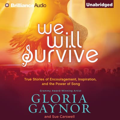 We Will Survive by Gloria Gaynor audiobook