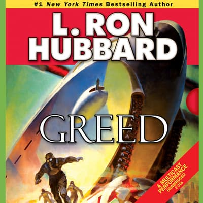 Greed by L. Ron Hubbard audiobook