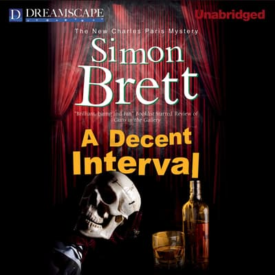 A Decent Interval by Simon Brett audiobook