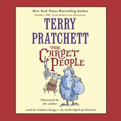 The Carpet People by Terry Pratchett audiobook