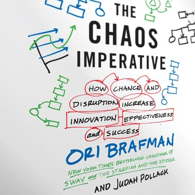 The Chaos Imperative by Ori Brafman audiobook