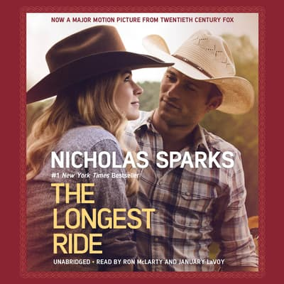 The Longest Ride by Nicholas Sparks audiobook