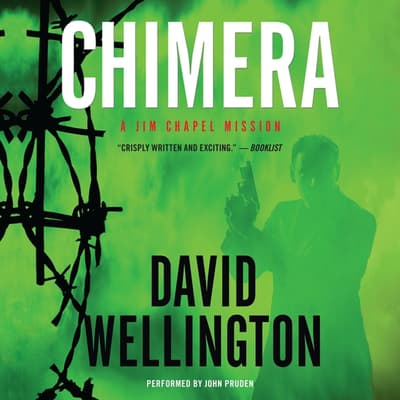 Chimera by David Wellington audiobook