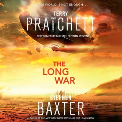 The Long War by Terry Pratchett audiobook