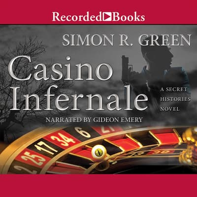 Casino Infernale by Simon R. Green audiobook