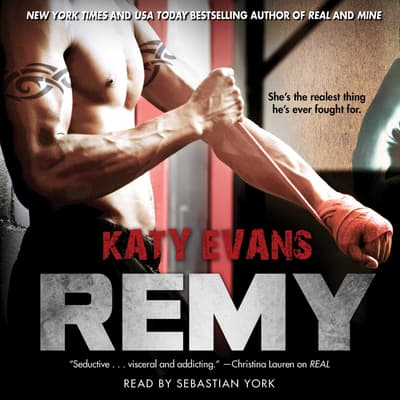 Remy by Katy Evans audiobook