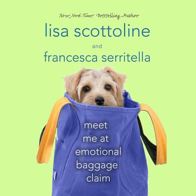 Meet Me at Emotional Baggage Claim by Lisa Scottoline audiobook