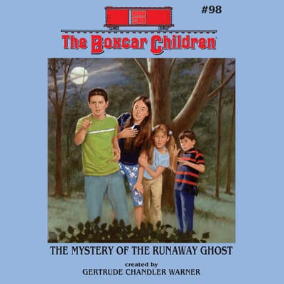 The Mystery of the Runaway Ghost by Gertrude Chandler Warner audiobook