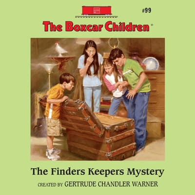 The Finders Keepers Mystery by Gertrude Chandler Warner audiobook