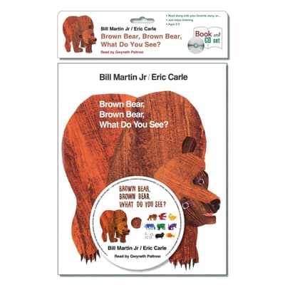 Brown Bear, Brown Bear, What Do You See? by Bill Martin audiobook