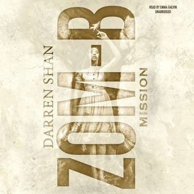 Zom-B Mission by Darren Shan audiobook