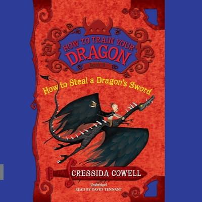 How to Steal a Dragon's Sword by Cressida Cowell audiobook