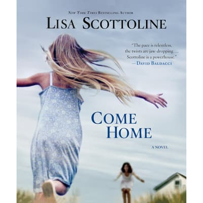 Come Home by Lisa Scottoline audiobook