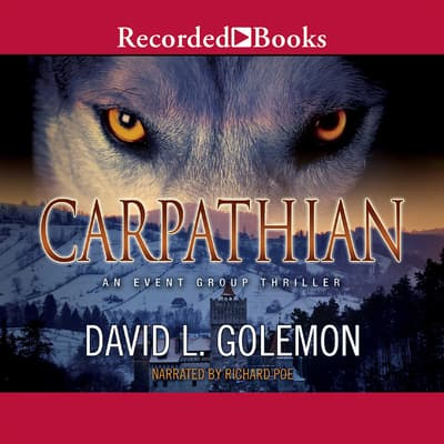 Carpathian by David L. Golemon audiobook