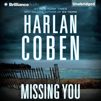 Missing You by Harlan Coben audiobook