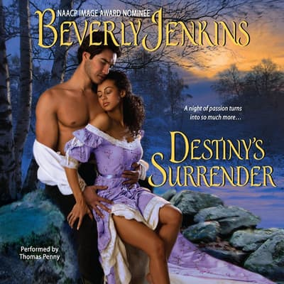Destiny's Surrender by Beverly Jenkins audiobook