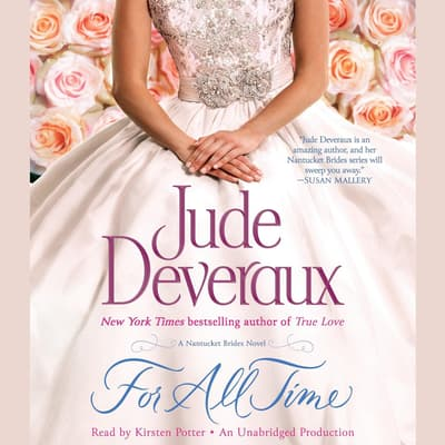 For All Time by Jude Deveraux audiobook